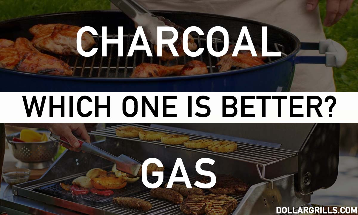 Charcoal vs Gas Grill: What's this 'Great Debate' is all about?