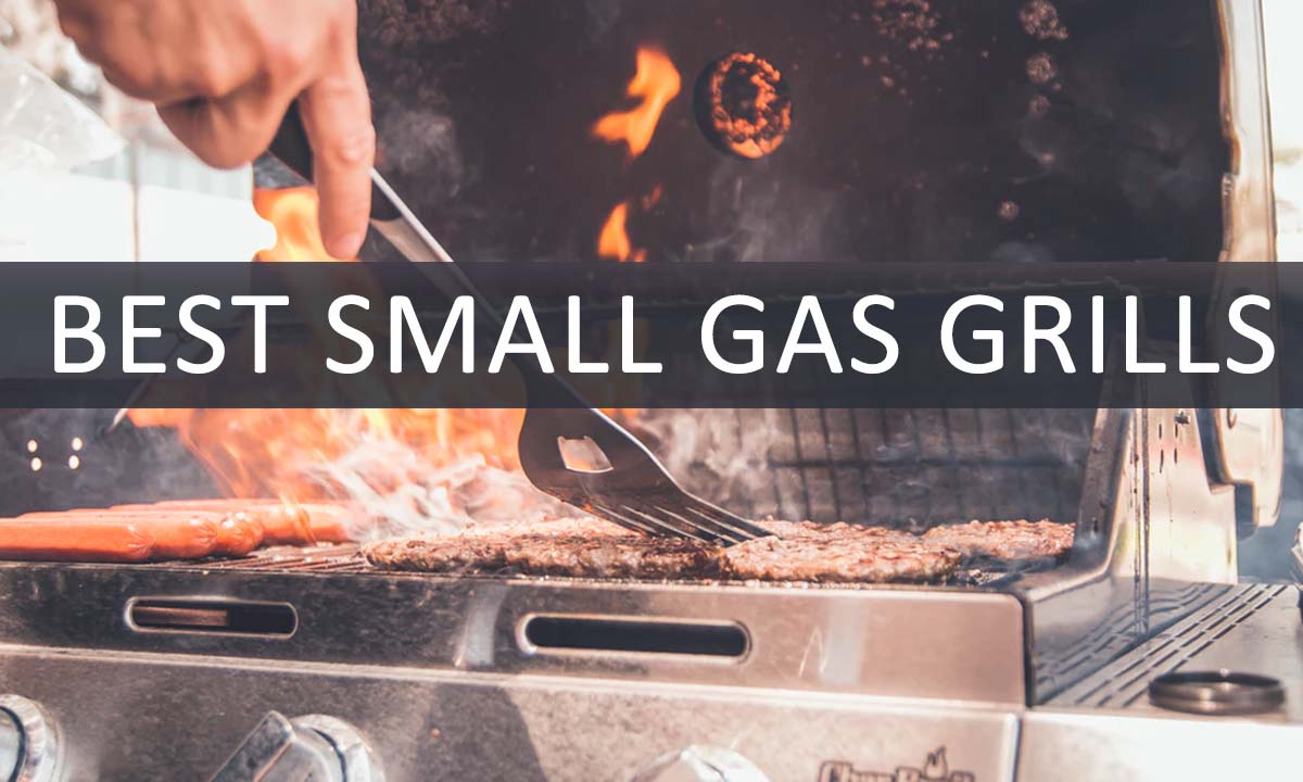Top Rated Best Small Gas Grills in 2020 - Buyer's Guide & Reviews
