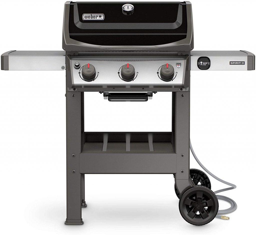 Weber Spirit Spirit E-310 3 burner gas grill